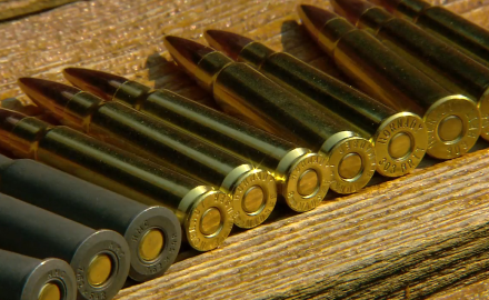Craig Boddington and Steve Hornady highlight a new line of vintage ammo made to work with WWII era rifles.