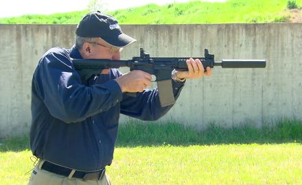The G&A teams talk suppressors for AR's and their rising popularity among sportsmen and hunters.