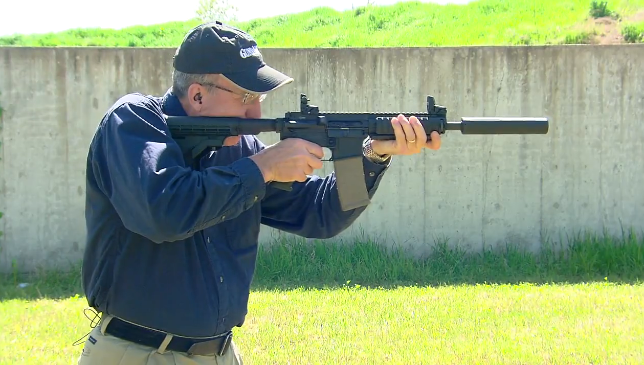 On Target with AR's: Rise in Popularity of Suppressors