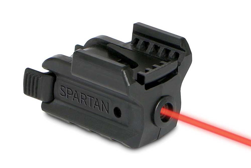 LaserMax Spartan Laser Series