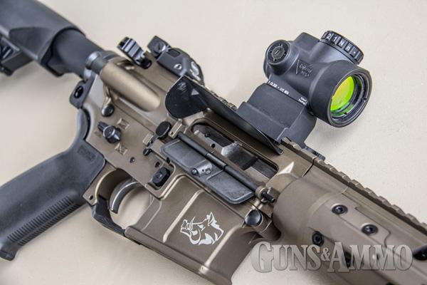 First Look The Trijicon Mro Miniature Rifle Optic