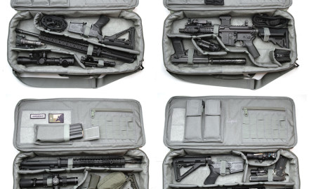 Here are 10 tactical gun case options for carrying your firearms discreetly, rifles and handguns alike.