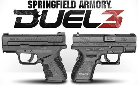 Get in on this, guys and gals. Springfield Armory's going wild.  Sept. 19 marks the company's