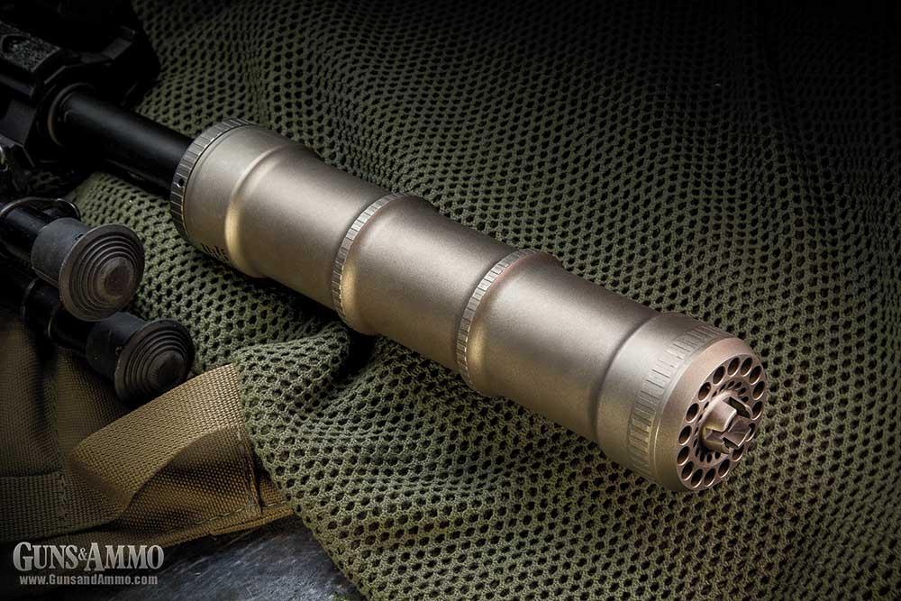 LaRue Tranquilo .308 Suppressor