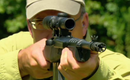 Our experts review the Ruger Mini 30 rifle.