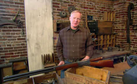 Craig Boddington highllights two of John Browning's firemarms including the 1886 rifle and the 1887