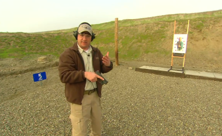 Richard Nance highlights the importance of being fast and accurate in a self-defense shooting