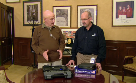 We chat with Smith & Wesson about the added features that come with one of their handgun carry