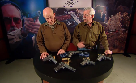 Our team examines the Kimber Eclipse line of 1911s.