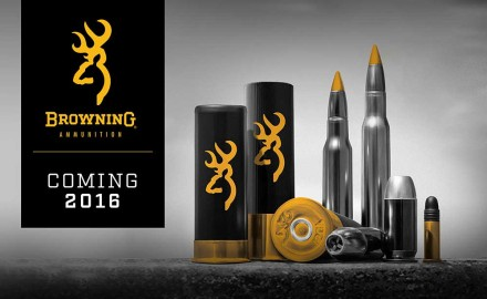 Browning Arms Company has lent its Buckmark to nearly every product seen in the sportsman's