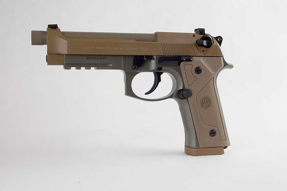 Beretta M9A3 Now Shipping