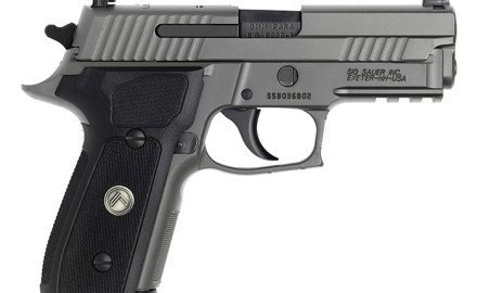 SIG Sauer's new Legion Series handguns offer users a chance to join an exclusive group of
