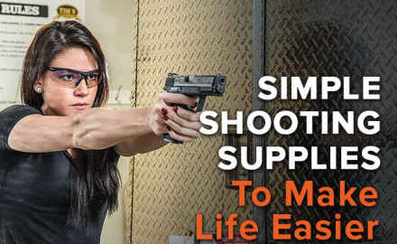 Target shooting can be an exciting experience for the whole family, but if you're going to