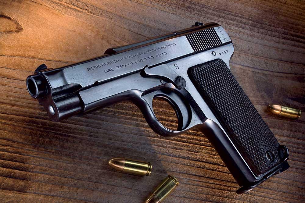 A Century of Beretta Auto Pistols