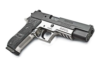 Sig Sauer P220 Match Elite 10mm Review