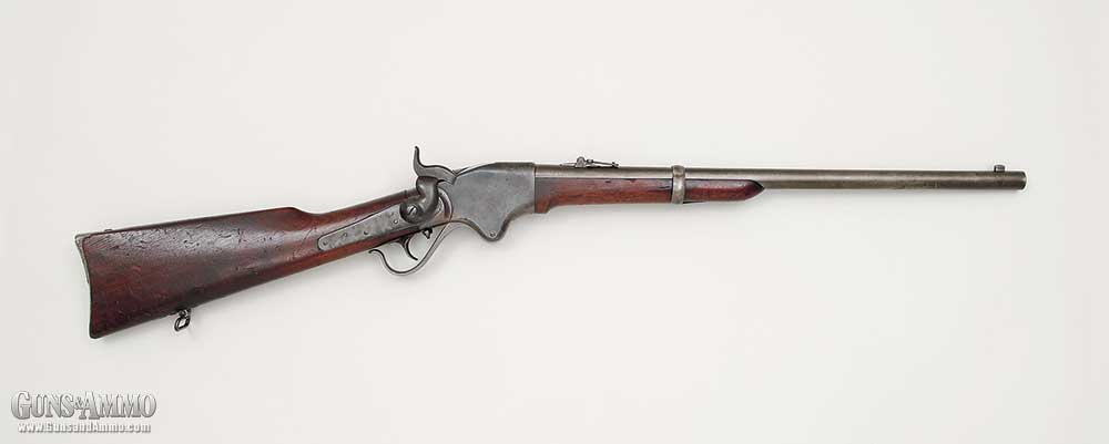Spencer Repeating Rifle.