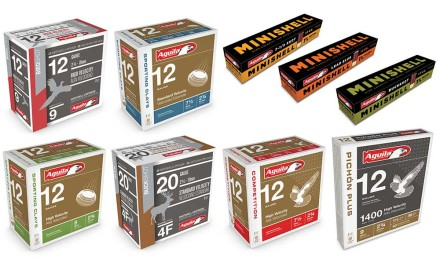 It looks like our ammo shelves are about to get fuller.  Aguila Ammunition is introducing its full