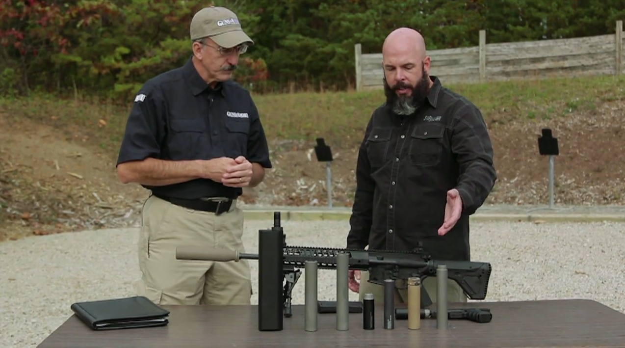 Legally Purchasing & Owning Suppressors