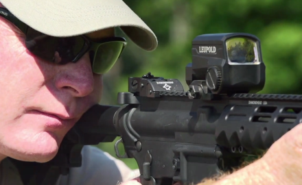 Significant advancements in optics is Leupold's long-standing reputation, and 2015 will be no