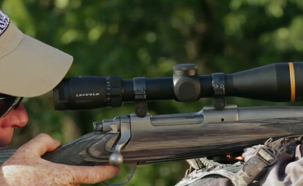 Craig Boddington and Kyle Lamb highlight integral scope mounts for bolt action rifles.