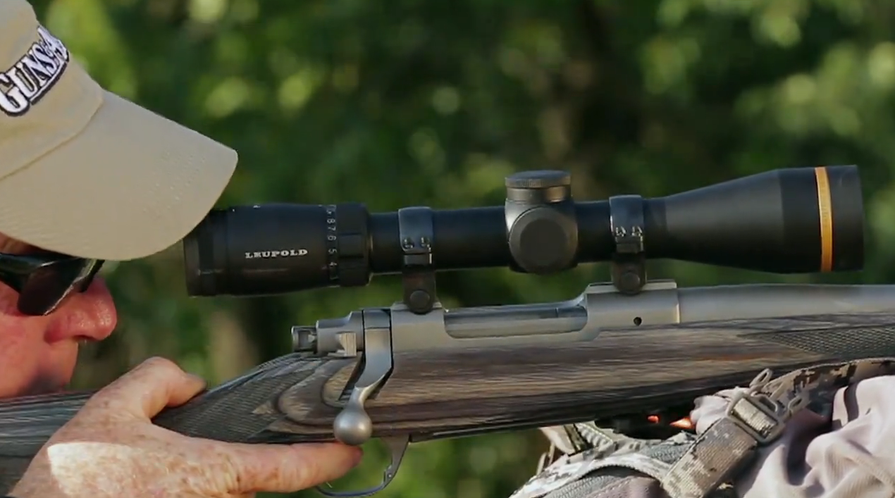Rifle Revolution: Integral Scope Mounts