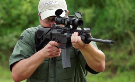 James Tarr and Richard Nance highlight the SIGSauer 556XI, a rifle the offers the best of the AR