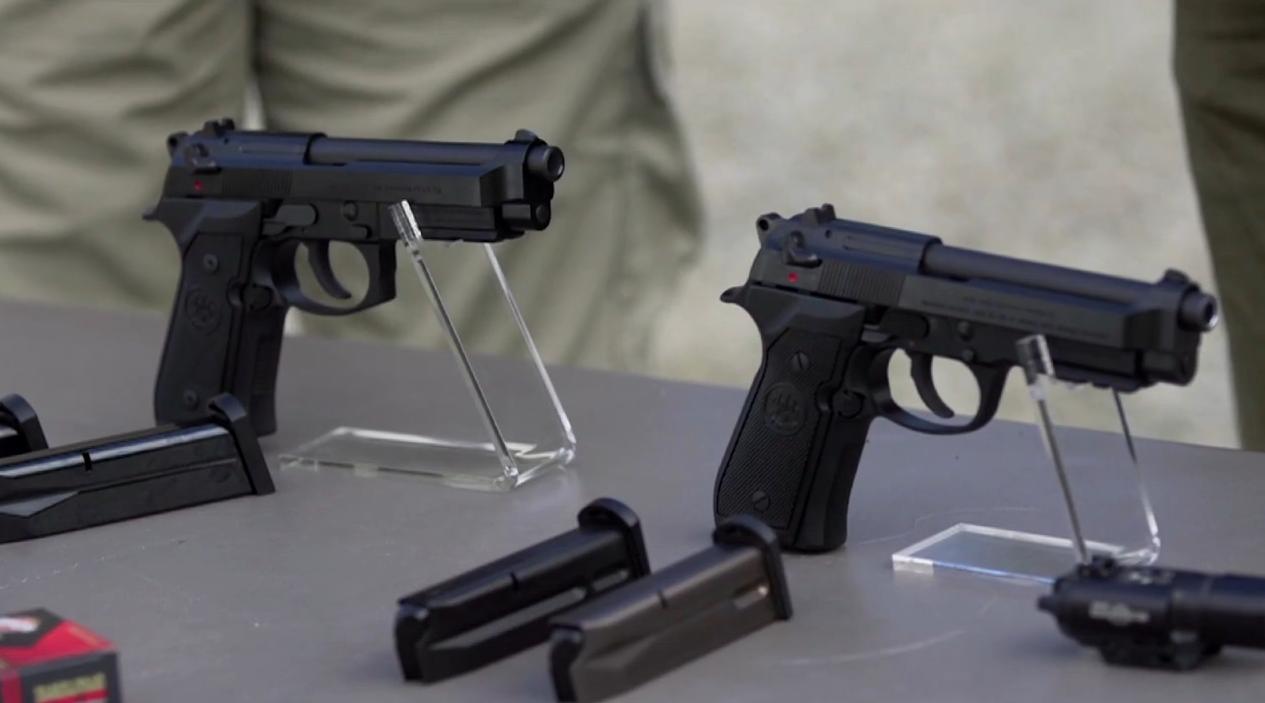 Beretta's M9A1 & 92A1