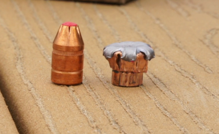 Our experts discuss Hornady's Critical Duty .357 load.