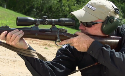 Kyle Lamb and Craig Boddington take a look at how rifle stocks have changed throughout the years.