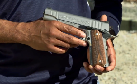 Our experts discuss Desert Eagle's 1911G.  It is for those shooters who are lookinig to buy their