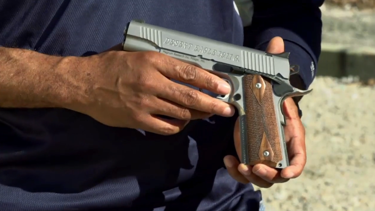 Magnum Research Desert Eagle 1911G