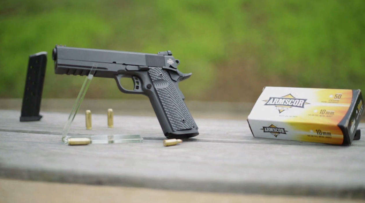 Rock Island Armory 1911 Tactical Ultra 10mm