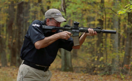 Patrick Sweeney and Sean Utley discuss options for suppressing your hunting firearms.