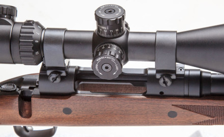 There's nothing that makes shooting a rifle easier than the addition of an optic. Instead of