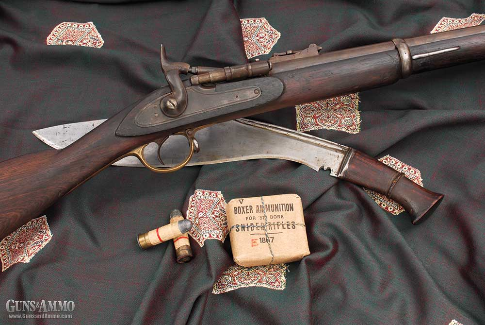 The Exotic Nepalese Snider Rifle