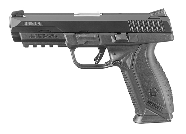 The All New Ruger American Pistol Was Designed With Latest U S Military Standards In Mind And Is Built To Perform Harshest Conditions