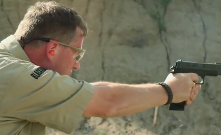 James Tarr and Todd Rassa cover the features of SIG's P227 Elite TACOPS chambered in .45 ACP.