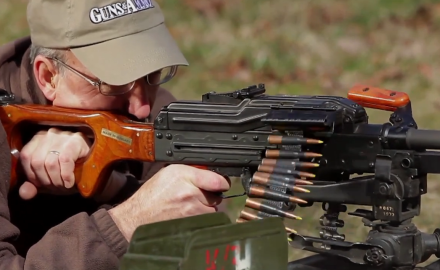 In this Class III segment, Tom Beckstrand and Patrick Sweeney cover the PKM 7.62x54R.