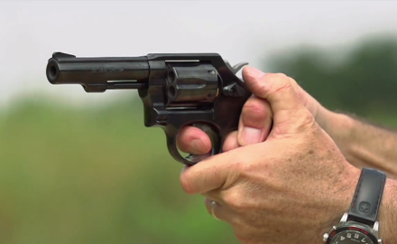 Smith & Wesson is one manufacturer who built its reputation on the double-action revolver