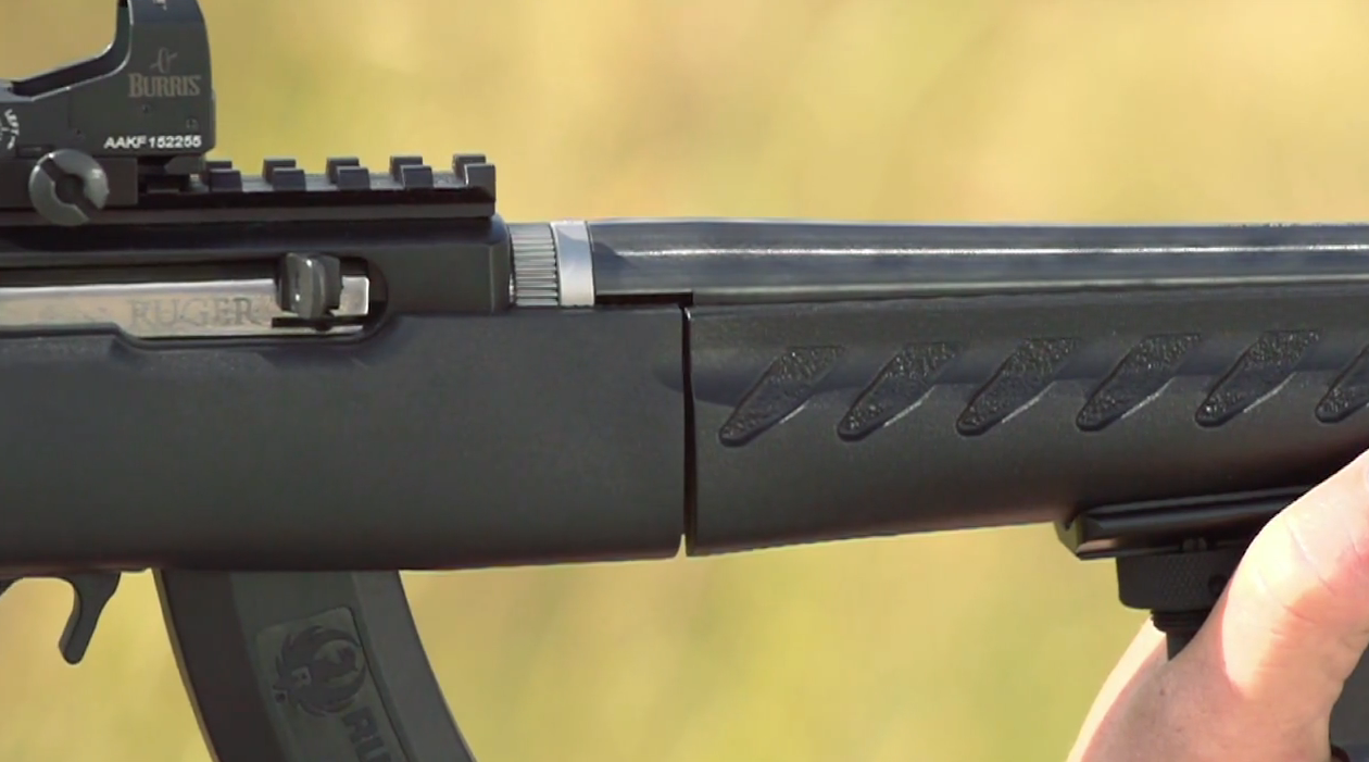 In-Depth: Ruger Charger Takedown