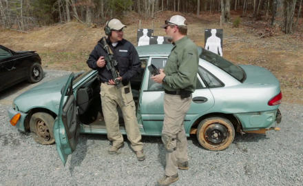 Tactical shooting requires plenty of training in a variety of situations and scenarios. One common