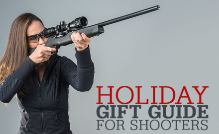 Are you still shopping for the perfect Christmas gift for the new shooter in your life? We've got