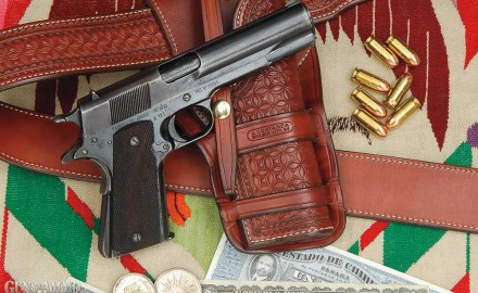 Mexico's Obregon is one of history's undeservedly forgotten pistols. Made in limited numbers, it