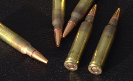 James Tarr and Tom Beckstrand cover the finer points of the new 5.56 bullet from Black Hills.