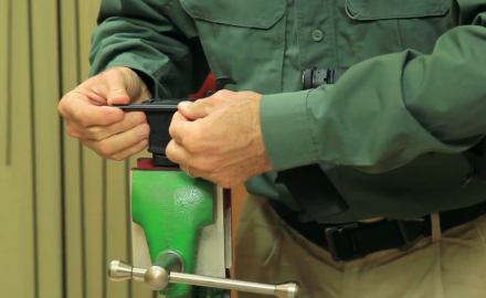 James Tarr and Patrick Sweeney take a look at this Critical Tool Kit from Brownells.