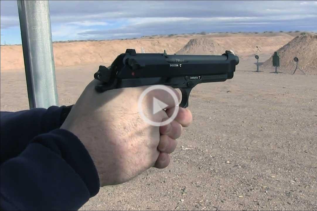 First Look: Beretta M9A1-22