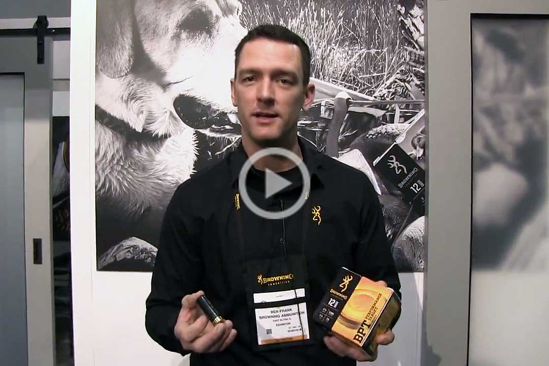 First Look: Browning BPT Ammo