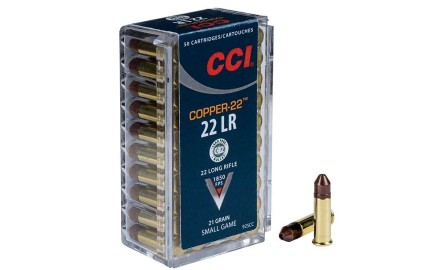 CCI Ammunition is now offering a new brand of .22 Long Rifle ammo for target shooting and small