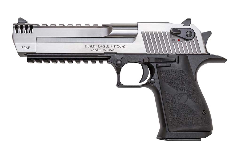 First Look: Magnum Research Lightweight Desert Eagle