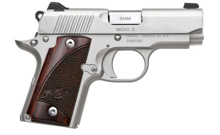 Kimber announced the addition of new models, features and caliber extensions to its 2016 product